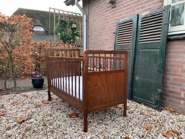 Bruine SCANDINAVISCHE HEGOWA! 60x120cm en verstelbaar.